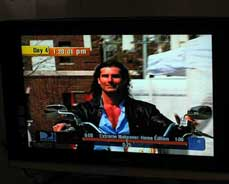 Fabio extreme home makeover Bike